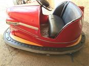 LUSSE 1938 AUTO SKOOTER BUMPER CAR - ELECTRIC & RESTORED